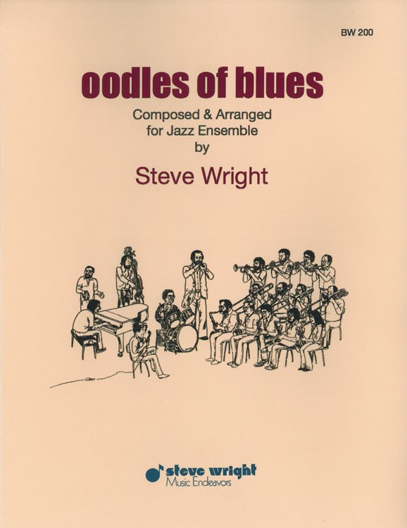Oodles of Blues